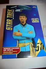 SDCC 2016 Exclusive Star Trek Mirror Spock Statue Paperweight LE 79/1000