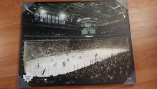 "NHL TORONTO MAPLE LEAFS ARENA PICTURE CANVAS 22""X 28"" NEW NICE !"