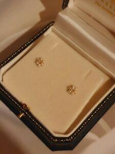 18ct Pearl Stud Earrings