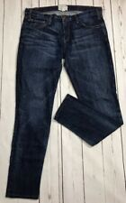 Current / Elliott **THE ROLLER** A 1950's Hoodlum Jean in Pacific  size 27