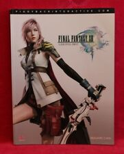 Guide Final Fantasy XIII - Square Enix - Guide officiel complet