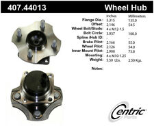 Rear Wheel Hub Assembly For 2001-2003 Toyota Prius 2002 Centric 407.44013