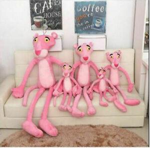Animation Pink Panther Stuffed Animals Plush Toys Doll Kids Birthday Gift 2021UK