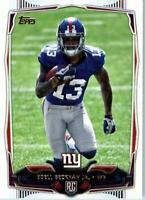 2014 Topps Football Cards Pick From List (251-440) Includes Rookies
