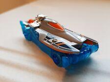 Hotwheels Mad Splash Coastgaurd Boat - Excellent