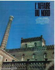 Coupure de presse Clipping 1990 (4 pages) L'Usine à Roubaix