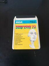 """""""Sanremo 72"""" cassetta stereo 8 RCA"""