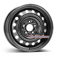 KIT 4 PZ CERCHI IN FERRO Citroën C4 Aircross 6.5Jx16 5x114.3 ET38