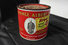 Prince Albert Pipe and Cigarette Tabacco Tin Free Vinyl Pouch Edition