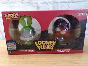Funko Dorbz Looney Tunes Bugs Yosemite Sam 2017 Summer Convention Exclusive! D5b