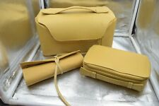 Vintage Estee Lauder, Cosmetic Travel Cases Set of 3