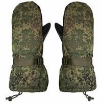 Hiver Russe Militaire Tactique Chapeau Bonnet Cagoule балаклава couleur noire