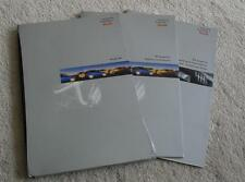 Audi S4 Brochure Set 1997 B5 Saloon & Avant Estate - S4 Quattro 2.7 V6 Bi Turbo