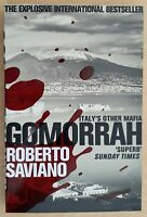 Gomorrah by Roberto Saviano BRAND NEW BOOK (Paperback 2008)