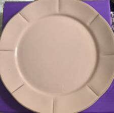 Maxwell Williams Blush Pink 24 Carrat Hand Painted Gold Side Plate