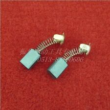 1 Pair Carbon Brush For Hitachi Concrete Cutter CM4SB2 Angle Grinder G15SA2