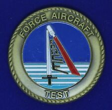 USN Force Aircraft Test Challenge Coin M-3