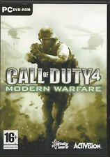 Call of Duty 4: Modern WARFARE PC de vapor clave