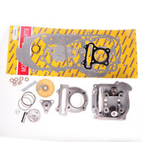 MT88 80cc Big Bore Kits 139QMB GY6 50cc Engine Valve 139QMA Scooter Moped Parts