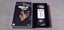 THE BLACK CAT UNIVERSAL UK PAL VHS VIDEO 1999 Monster Classics Horror Karloff