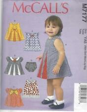 McCall 's Infant's Dress Sewing Patterns