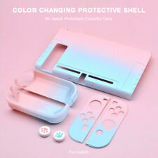 For Nintendo Switch Joy-Con Cover PC Protective Case Shell Gradient Color