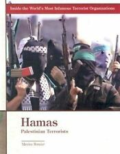 Hamas: Palestinian Terrorists (Inside the World's Most Infamous Terror-ExLibrary