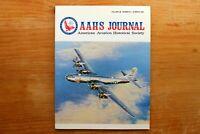 Vtg. AAHS American Aviation Journal Airplane Magazine Vol 26 #2 Summer 1981
