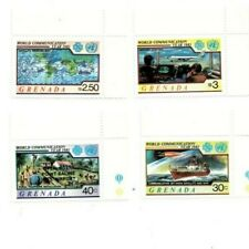 Grenada - 1983 - Communications - Set Of 4 Stamps - Mnh