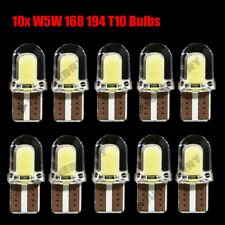 10x W5W 168 194 T10 COB Silicone Lights Show Wide LED Lights Reading Lights USA