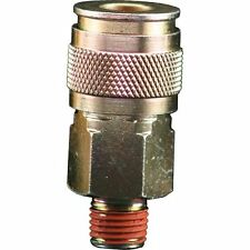 Bostitch BTFP72320 Universal 1/4-Inch Series Coupler Push-To-Connect with 1/4-In