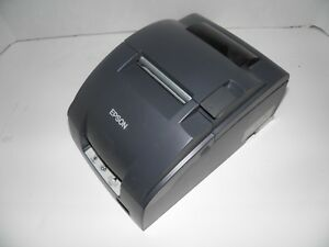 NEW EPSON TM-U220B M188B Kitchen /Bar POS Receipt Printer Ethernet OPEN BOX w AC