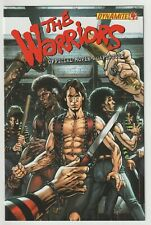 The Warriors Official Movie Adaptation (2010) #4 - David Atchison - Chris Warner