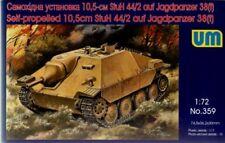 Unimodel 1/72 10.5cm StuH 44/2 auf Jagdpanzer 38(t) # 359