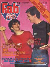Fab 208 Magazine 28 June 1980    The Jam    Andy Gibb