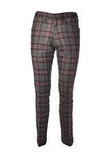 Messagerie pantaloni da uomo in lana-cotone Tg 46-48-52