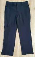 Under Armour Mens Pants Size 34 x 30 ColdGear Elements Storm Black
