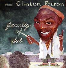 Clinton Fearon of the Gladiators - Faculty Of Dub Vinyl LP - Roots Reggae Dub