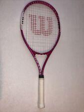 New!!! Wilson Triumph Women's Lightweight Tennis Racquet 4.25 Grip
