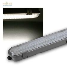 LED Ceiling Light IP65 36W, 2750lm, 4000K, HF Motion Sensor, Damp Proof Lighting