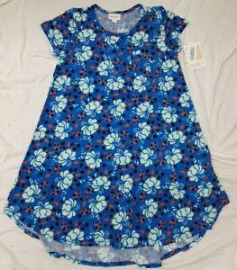 LuLaRoe SCARLETT Girls kids Dress- Size 12
