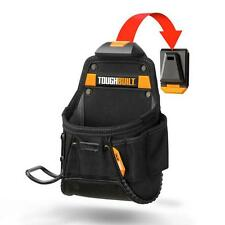 ToughBuilt 6 Tasca progetto mano NAIL TOOL BELT POUCH BAG & HAMMER LOOP, touct24