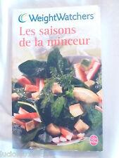Les Saisons De La Minceur - 250 Recettes Et Des Menus Weight Watchers