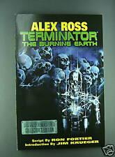 Alex Ross Terminator The Burning Earth graphic novel