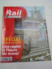 vie du rail 1995 2479 JEUMONT MOUSCRON GRANDE SYNTHE LEFFRINCKOUCKE PETITE FORET