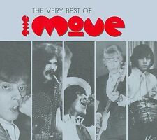 THE MOVE VERY BEST OF CD SALVO WOOD LYNNE BEVAN ROCK ELO LIVE OOP REMASTERED