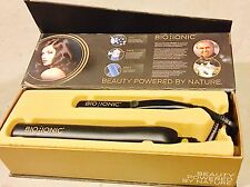 "BIO IONIC FREESTYLE 1"" STYLING IRON & FREE MINI IRON"