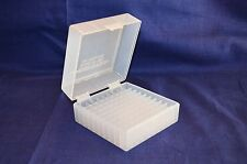 .223 / 556  ammo case / box 100 round (CLEAR COLOR) 222 223 556 Berry's mfg