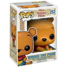 Funko POP ! 252 Disney Winnie the Pooh Flocked Limited edition- NEW!!!