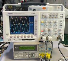 Tektronix Tds3032 14 Hrs 2 Ch Dpo Oscilloscope 300mhz 25gsas Trg Fft Nvram